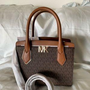 MICHAEL Michael Kors Montgomery Messenger Bag